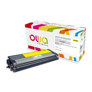 OWA Toner Yellow, kompatibel zu Brother (TN-325Y) HL4150CDN