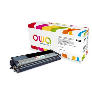 OWA Toner Schwarz, kompatibel zu Brother (TN-321BK), HLL8250CDN